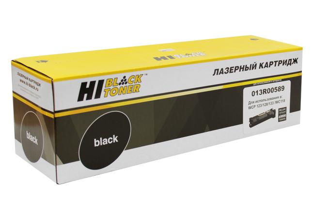 Драм-картридж Hi-Black (HB-013R00589) для Xerox WC 123/ 128/ 133/ WC M118, черный, 60000 страниц, совместимый