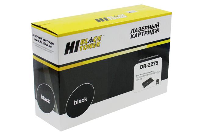 Драм-картридж Hi-Black (HB-DR-2275) для Brother HL-2240R/ 2250/ DCP-7057/ 7060, черный, 12000 страниц, совместимый